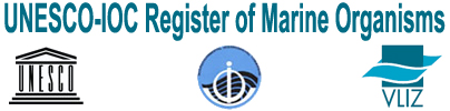 URMO: URMO: UNESCO-IOC Register of Marine Organisms